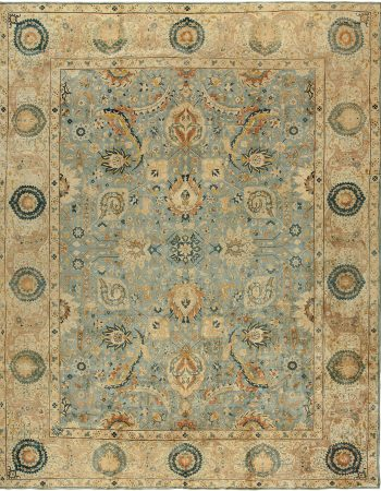 Antique persa Tabriz Tapete BB6707