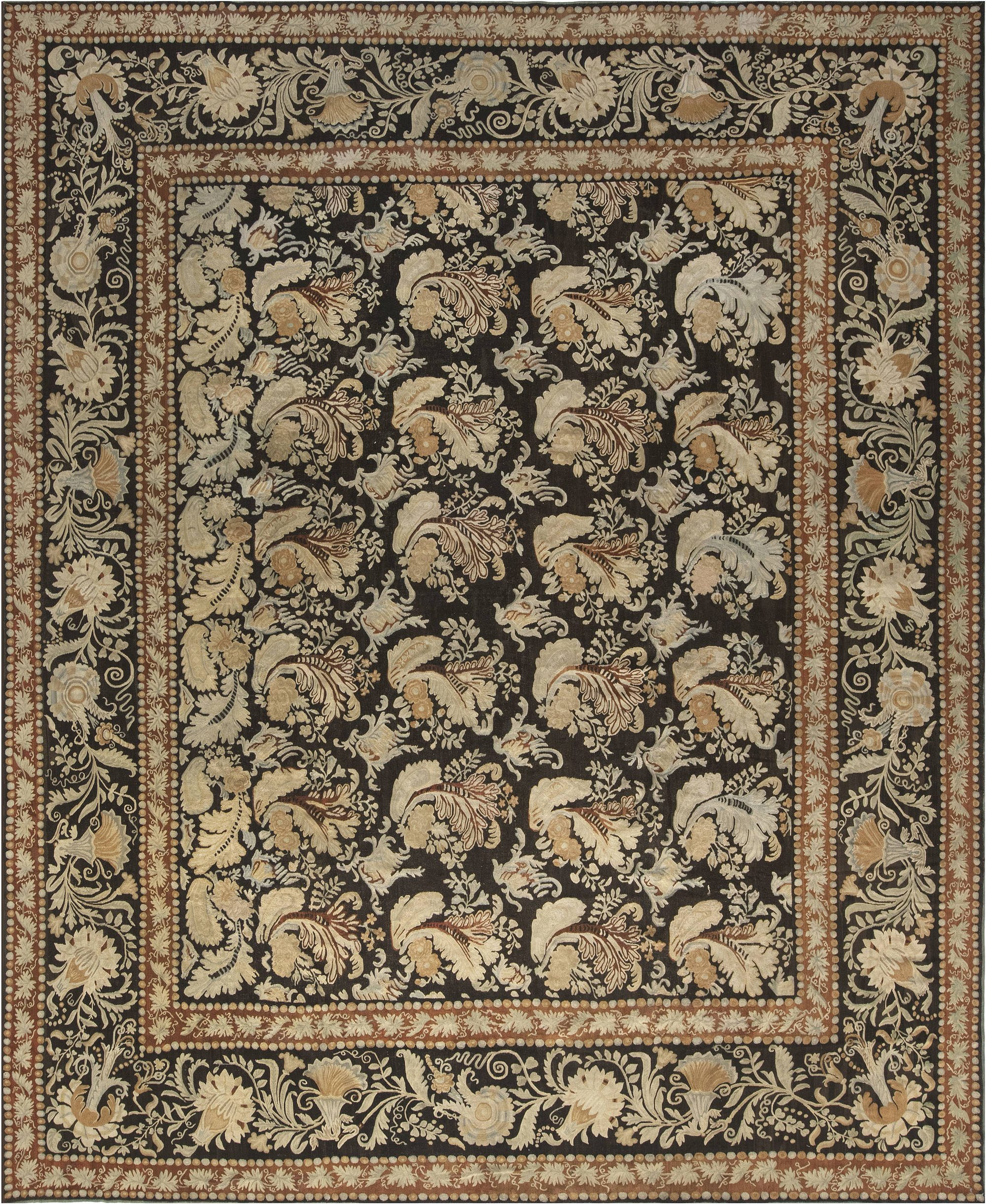 Antique Bessarabian Carpet BB6685