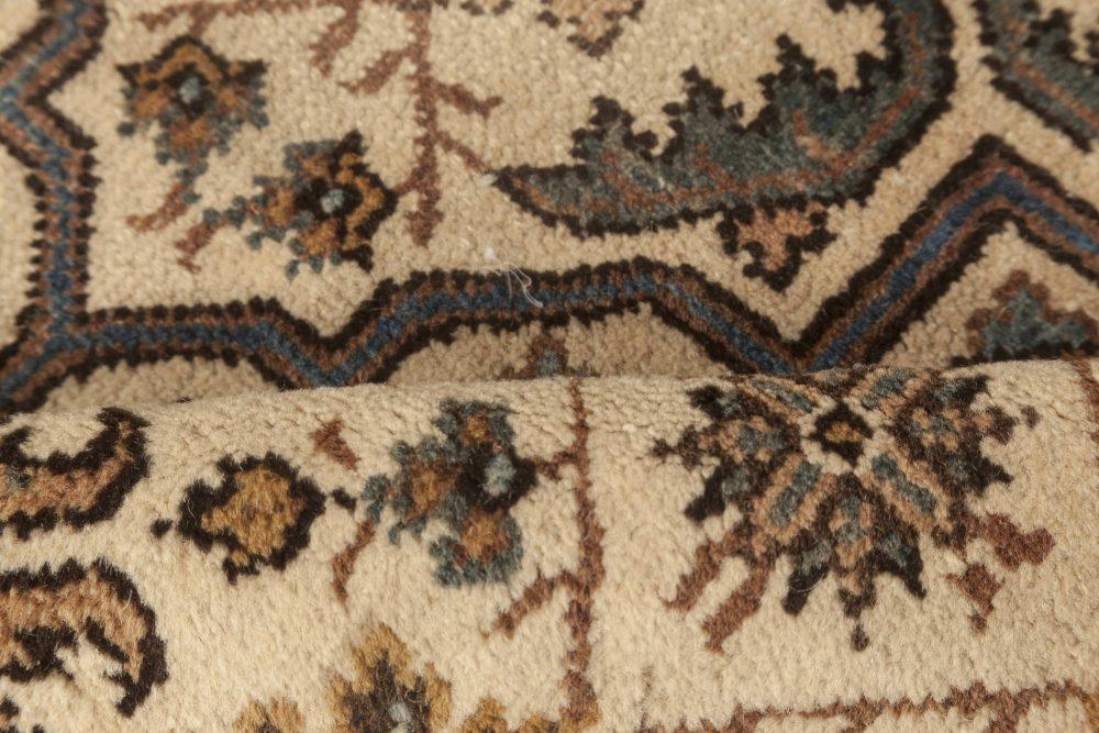 Oversized Vintage Indian Amristar Rug (Size Adjusted) BB6795