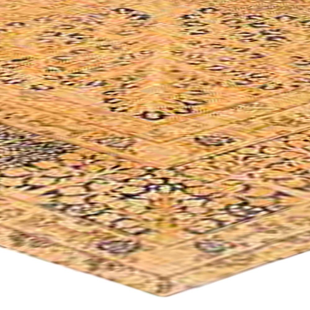 Antique Persian Kirman Carpet BB6696