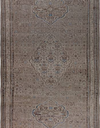 Antique Persian Malayer Rug BB6774