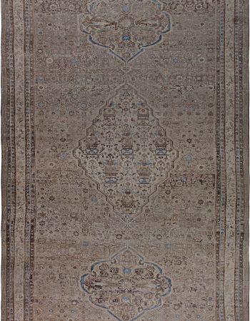 Antiguo persa Malayer Alfombra BB6774