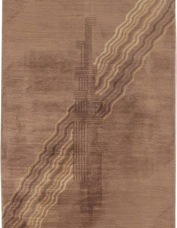 Vintage Chinese Deco Rug BB6634