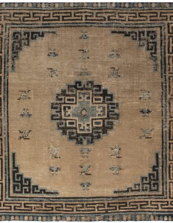 Antique Chinese Mongolian Rug BB6602