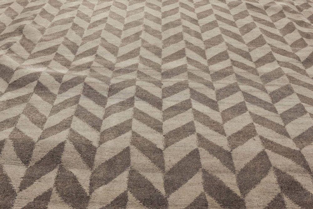 Oversized Terra Rug in Natural Wool N11810