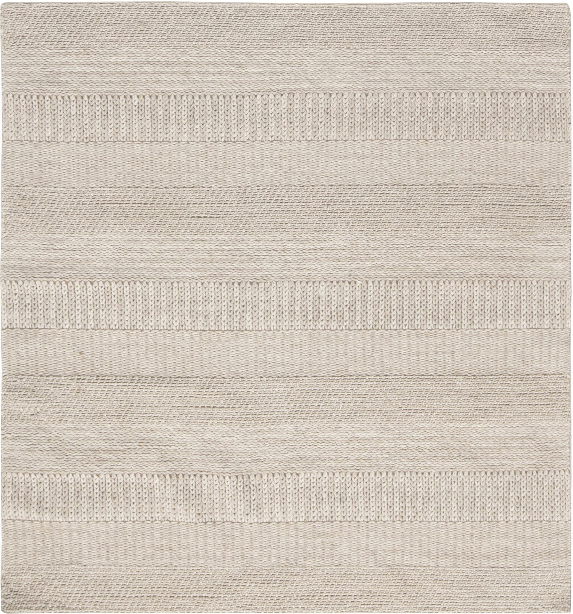 Modern flat weave rug n11792
