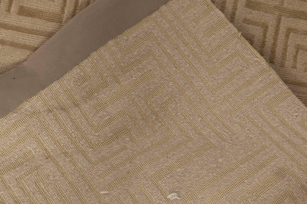 Maze Designed Geometric Carpet N11799
