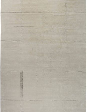 INSPIRED DECO DESIGNED GEOMETRIC CARPET N11811