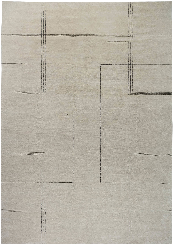 INSPIRED DECO DESIGNED GEOMETRIC CARPET N11811