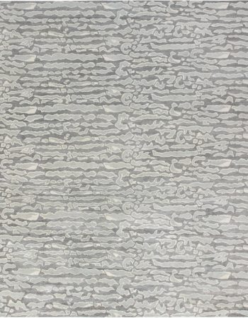 Beach Pebbles Contemporary Rug N11785