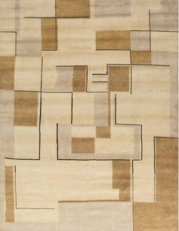 Deco Inspired Rug. N11818