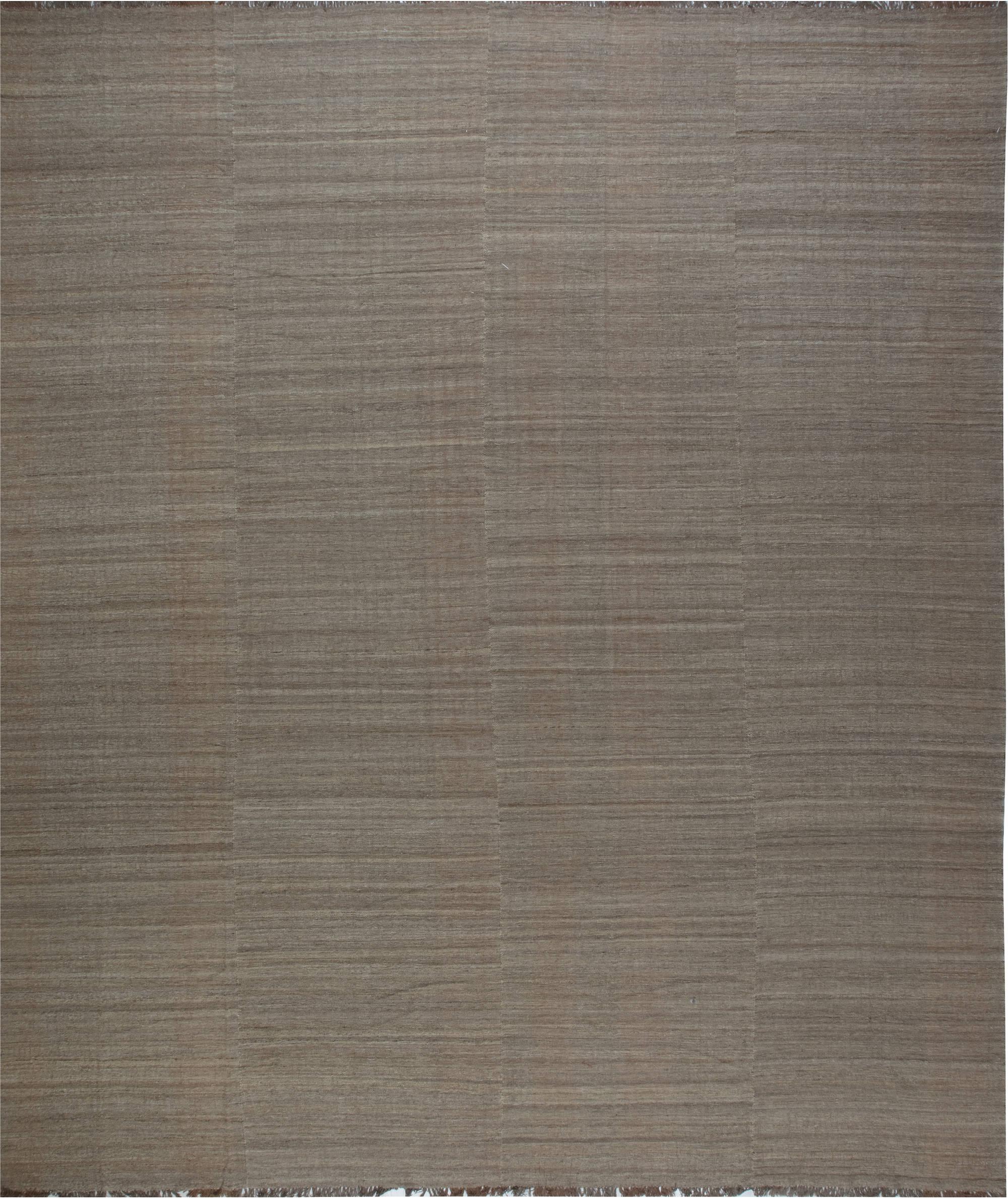 Contemporary Flat Weave Kilim Rug