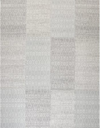 CONTEMPORARY FLAT WEAVE RUG N11858
