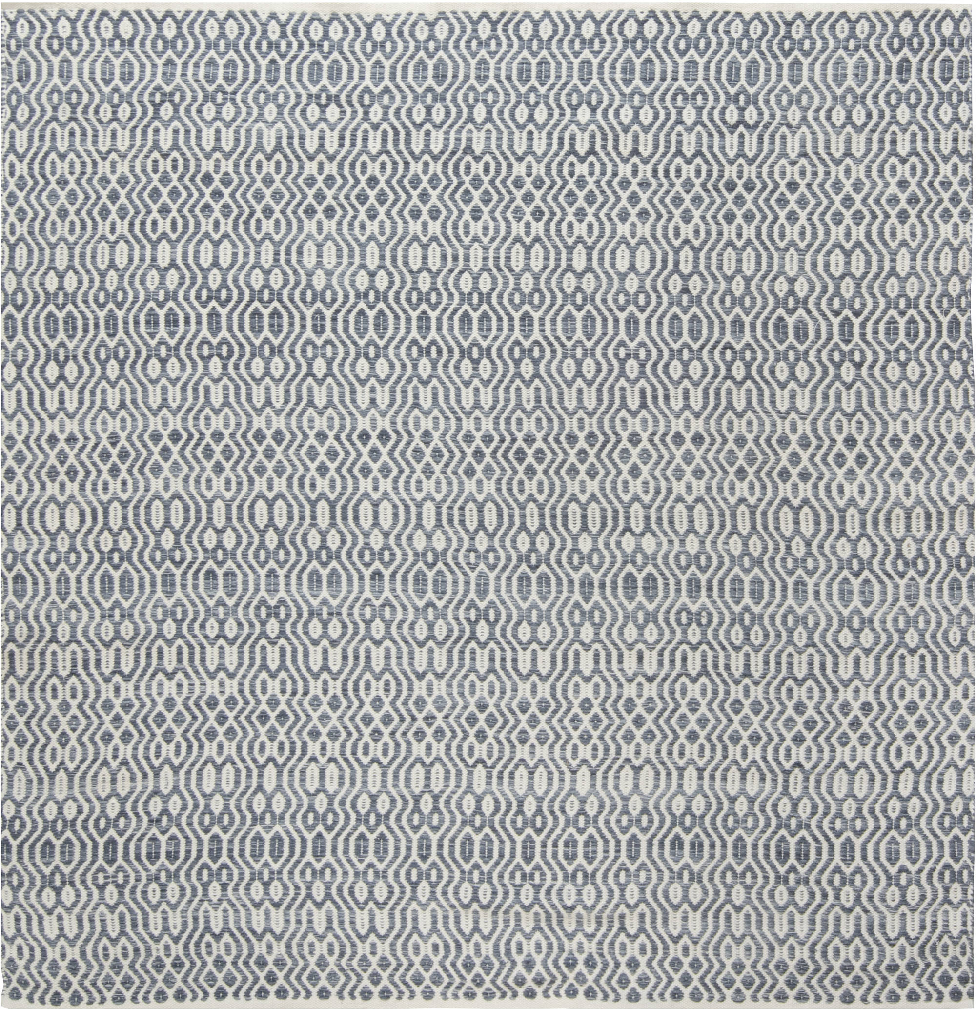 CONTEMPORARY FLAT WEAVE RUG N11863