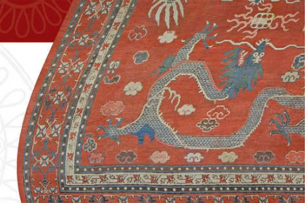 Living with Antique and Vintage Rugs – by Nader Bolour