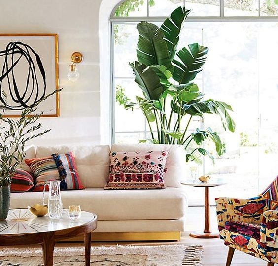 5 Simple Ways To Give Your Living Room A New Look Just Like That!