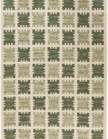 Green Fields  Rug N11736