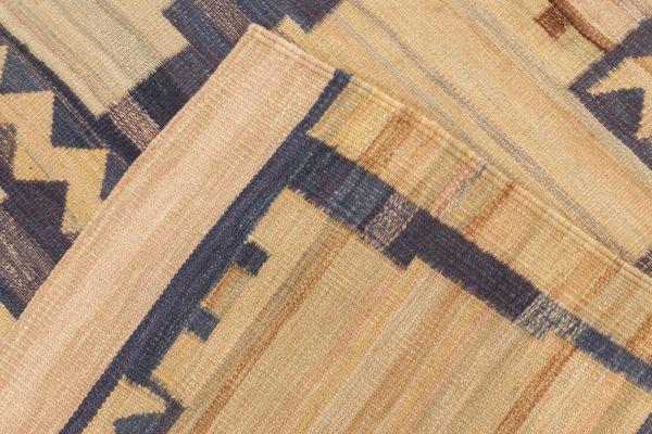 Sueco Projeto Plano Weave Rug N11774