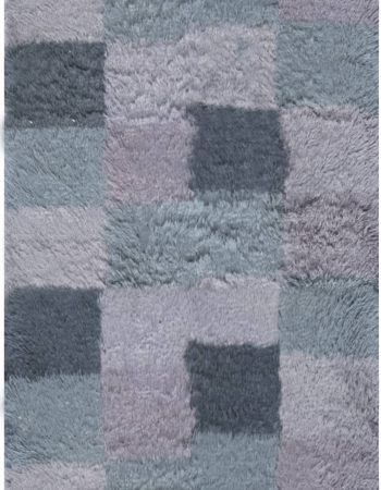 Bluebell Swedish Rya Rug N11821
