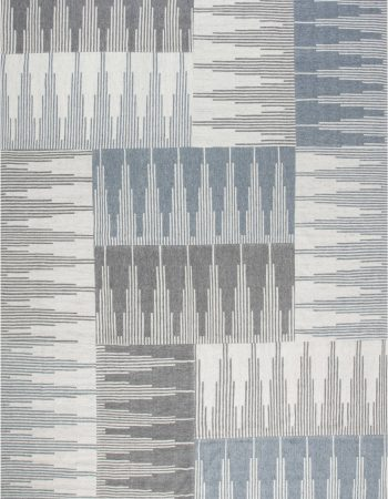 Contemporary Flat weave Rug N11856