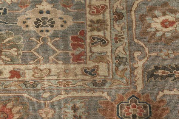 Traditional Sultabad Design Rug N11845