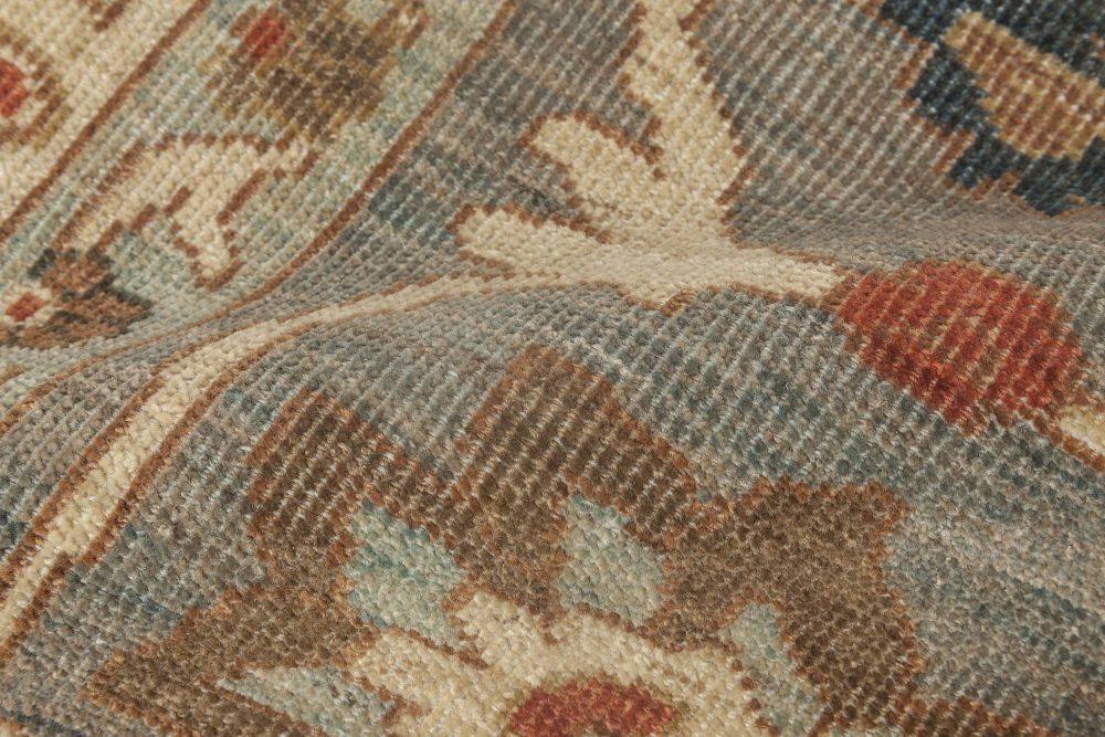 Sultanabad Style Wool Rug N11845