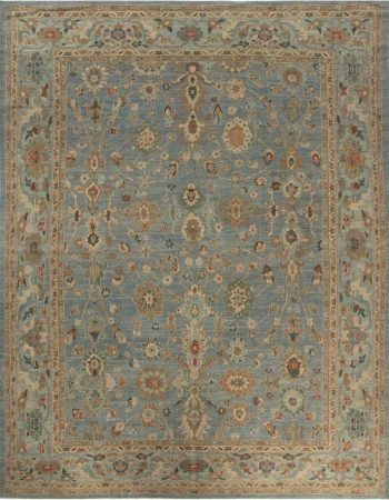 Traditional Sultabad Design Rug N11846