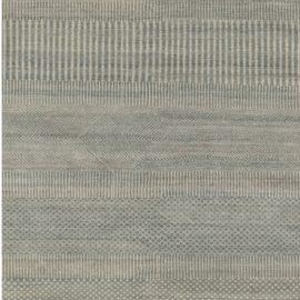 Scandinavian Style Cut-pile Wool Runner N11771