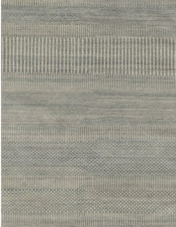 Contemporary Flat Weave Runner N11771