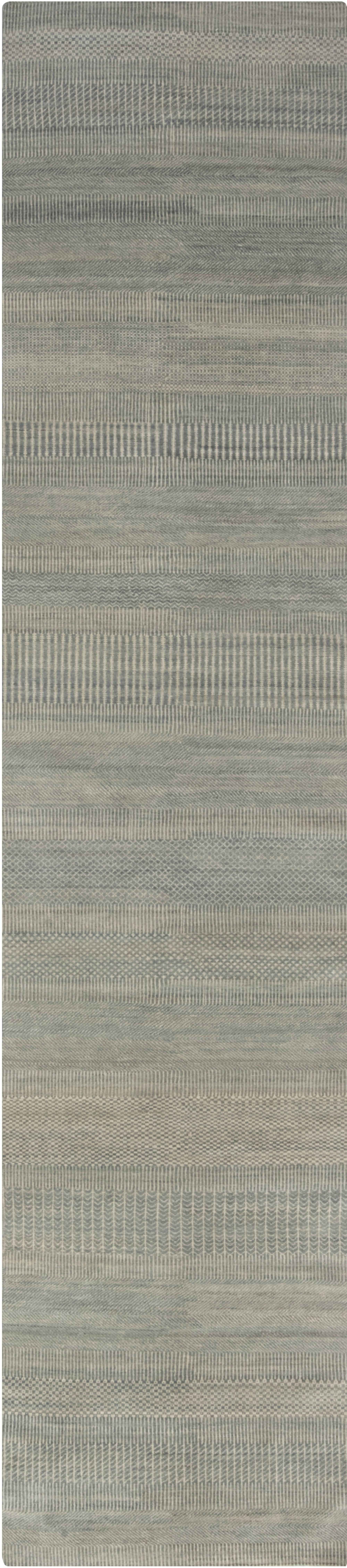Contemporary Flat Weave Runner N11771