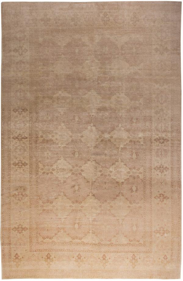 Traditionell inspirierter Tabriz Teppich. N11759