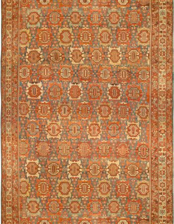 Antique Persian Malayer (size adjusted) BB6766