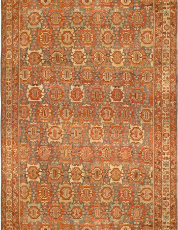 Antique Malayer persa (tamanho ajustado) BB6766