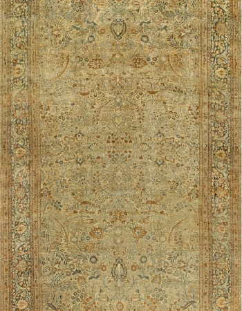 Antique Persian Khorassan Tapete BB6726