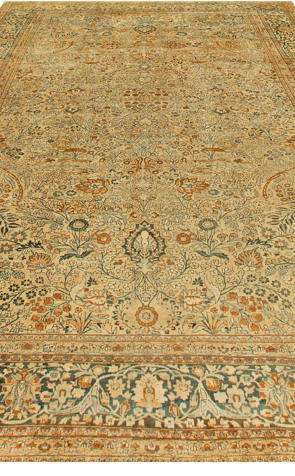 Antique Persian Khorassan Teppich BB6726