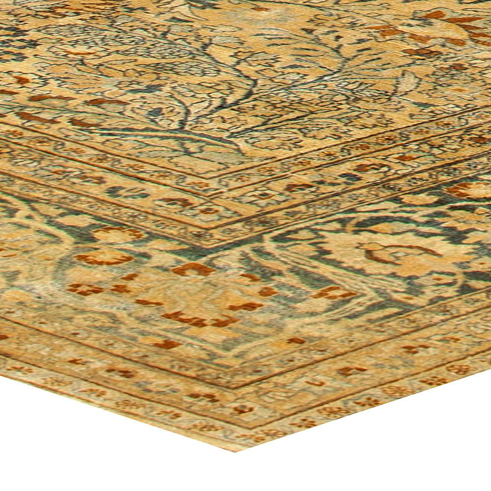 Antique Persian Khorassan Carpet BB6726