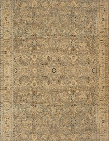 Antique Persian Kirman Carpet BB6719