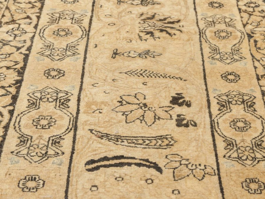 Antique Persian Kirman Carpet BB6719