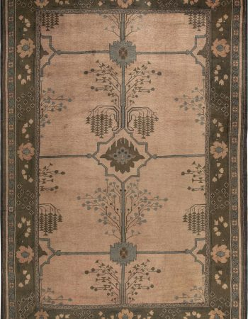 Arts & Crafts Rug by Gavin Morton (Size Adjusted) BB6841