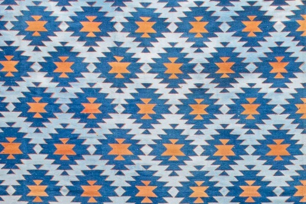 Why Vintage Blue Rugs are Special?