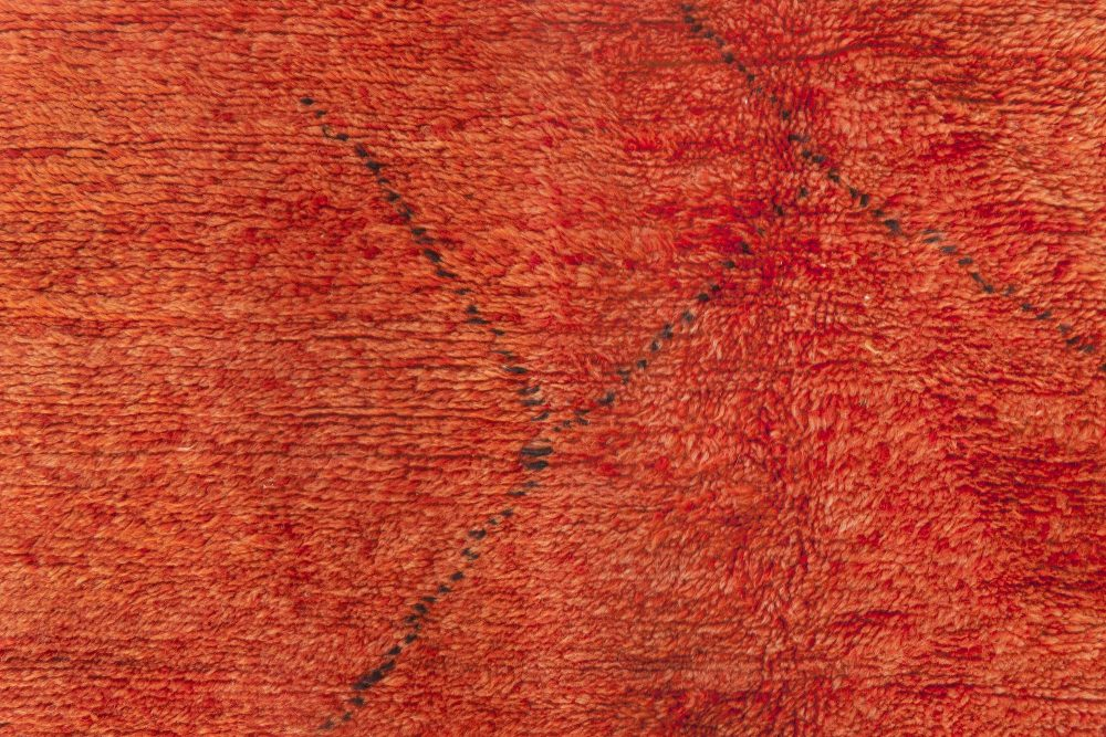 Vintage Moroccan Rug. BB6881