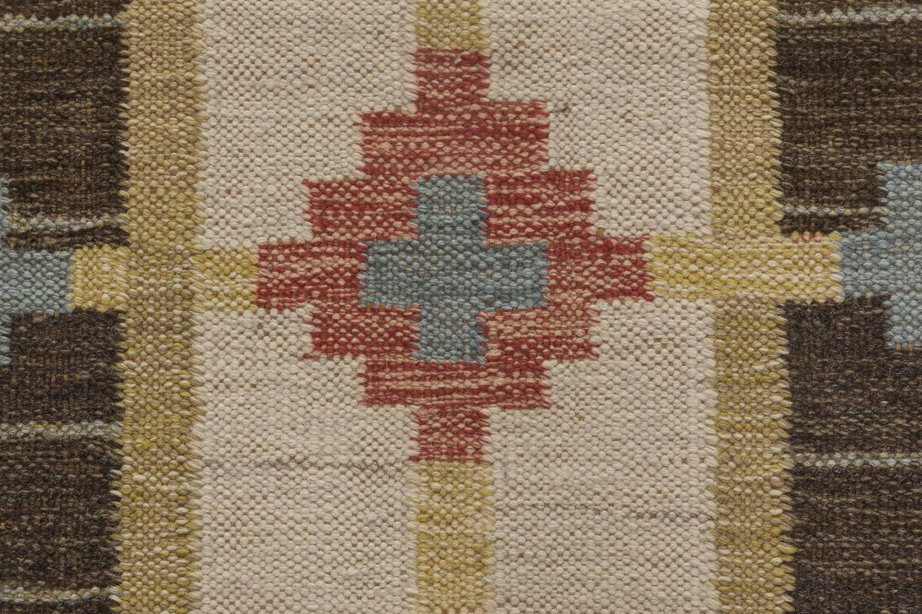 SWEDISH FLAT WEAVE RUNNER BY SVERKER GREUHOLM BB6664