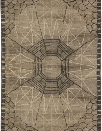 Art Deco Vintage Rug BB6622