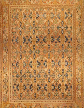 Vintage Spanish Quenca Rug BB6751