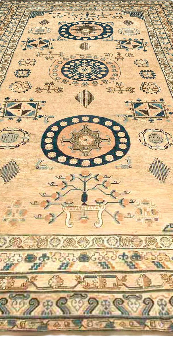 Vintage Khotan (Samarkand) Carpet BB6705