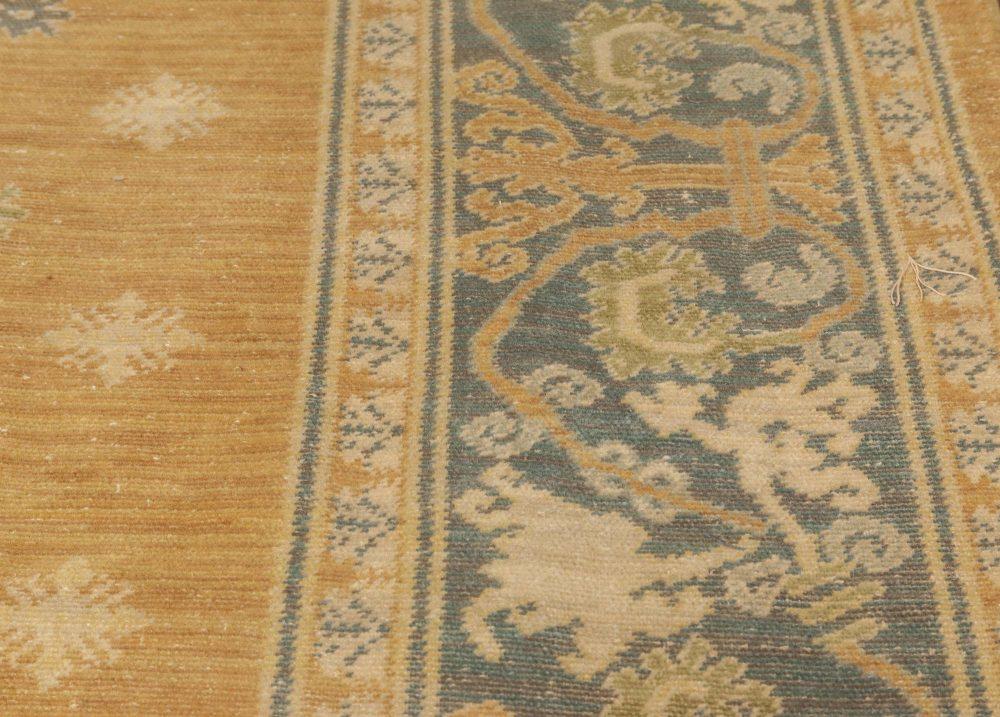 Oversized Vintage Spanish Carpet BB6667
