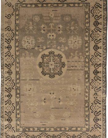 Vintage Samarkand Rug BB6908