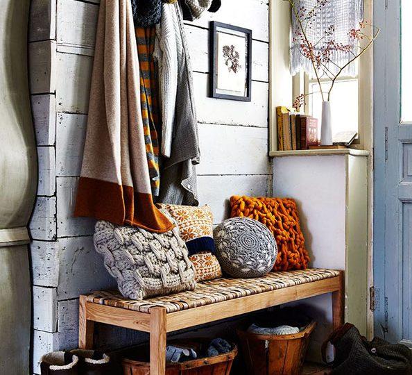 4 (mais) tendências de decoração de outono mais quentes para apresentar ao seu apartamento