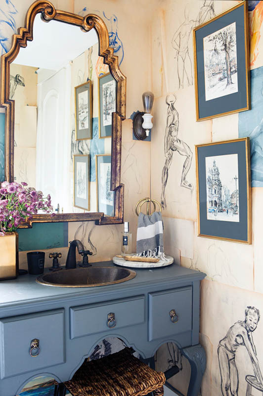 Blueprint Top 10 Interiors In Behr S Color Of The Year 2019