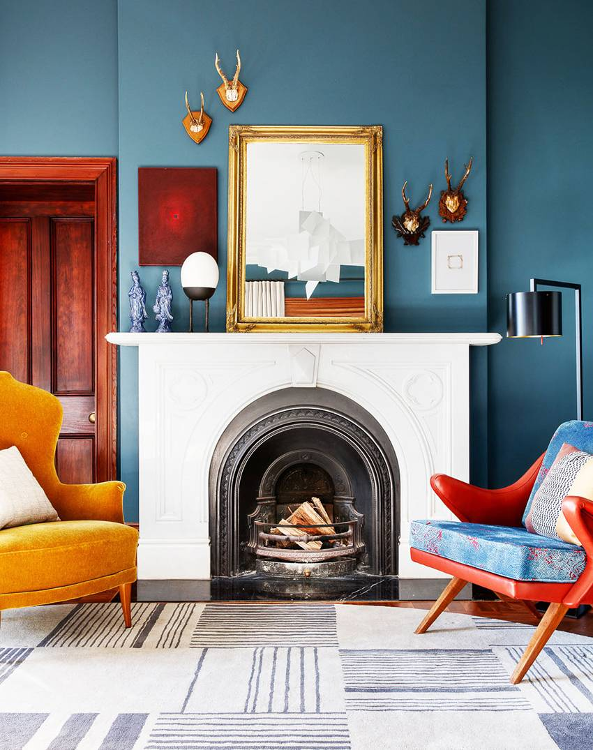 Blueprint Top 10 Interiors In Behrs Color Of The Year 2019